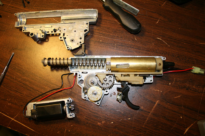 Review: Jing Gong G36C - Airsoft Canada
